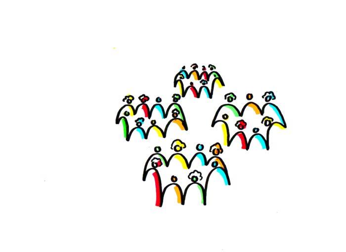 Auto-organisation, équipes autonomes, responsables, inclusives…